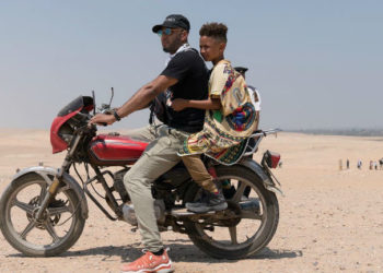 BLENDED FAMILY TRIP! SWIZZ BEATZ, ALICIA KEYS, MASHONDA AND THEIR KIDS GO TO EGYPT