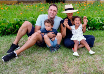 TAMERA MOWRY AND THE FAMILY TRAVEL TO PORTUGAL
