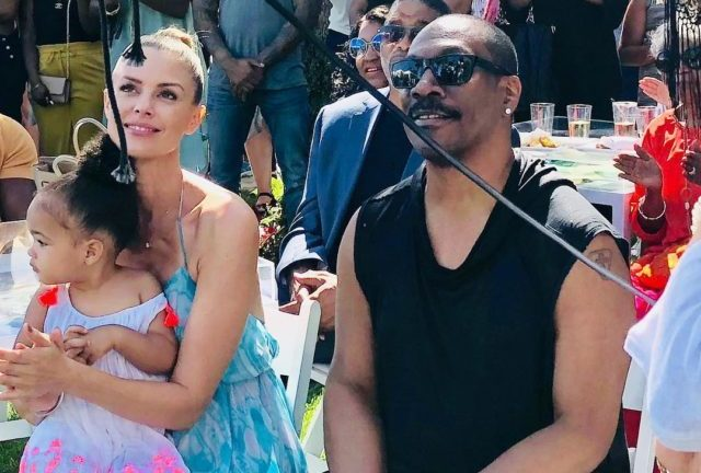 Eddie Murphy's Fiancée Gives Birth To His 10th Child