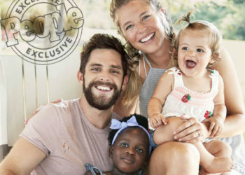 THOMAS RHETT: 'EVEN THOUGH WILLA GRAY COMES FROM [A] WHOLE DIFFERENT PART OF THE WORLD, SHE'S OURS'