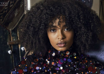 "YARA SHAHIDI IS THR'S ""FACE AND BRAIN OF YOUNG HOLLYWOOD"""