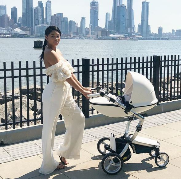 CHANEL IMAN IS A MIMA MAMA