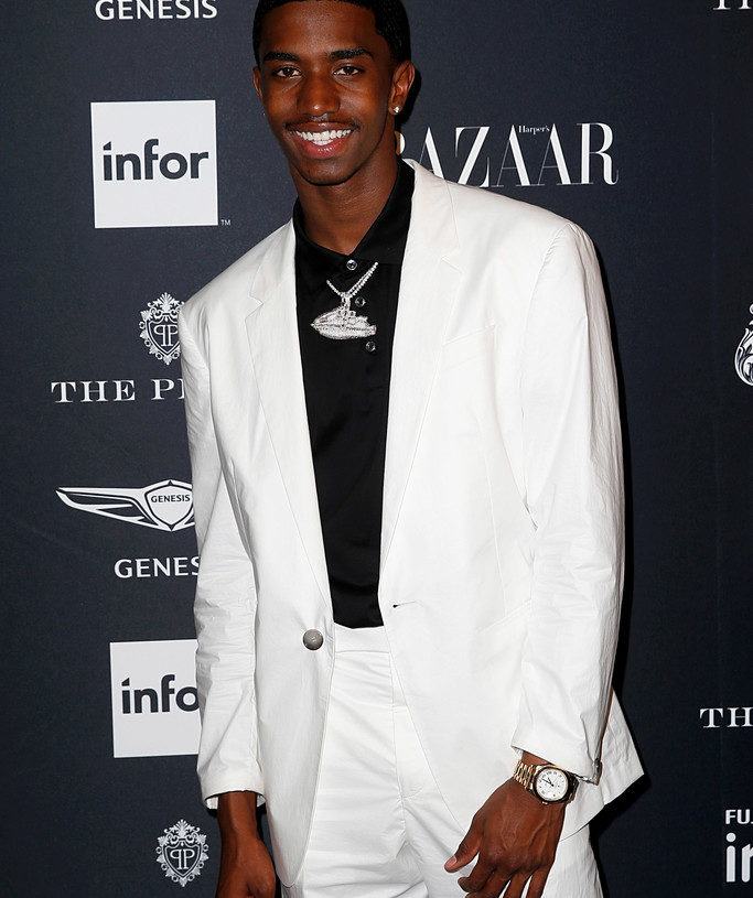 """CHRISTIAN COMBS TAKES LIE DETECTOR TEST, SAYS HE IS THE """"FLYEST"""" OF HIS BROTHERS"""