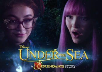 "MARK YOUR CALENDARS FOR ""UNDER THE SEA: A DESCENDANTS SHORT STORY"""
