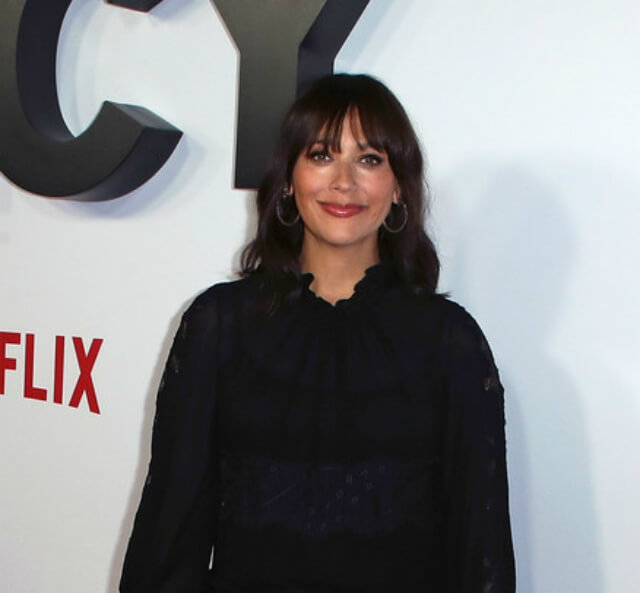 RASHIDA JONES SECRETLY GIVES BIRTH TO A SON