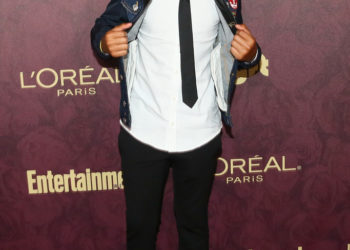 MARCUS SCRIBNER, MARSAI MARTIN, AND MORE ARRIVE AT THE 2018 ENTERTAINMENT WEEKLY PRE-EMMY PARTY