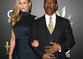 PAIGE BUTCHER REVEALS THAT SHE AND EDDIE MURPHY ARE EXPECTING A BOY