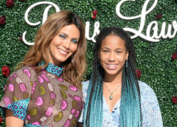 NICOLE ARI PARKER AND DAUGHTER JOIN OTHERS IN SUPPORTING THE BOUTIQUE OF HOPE