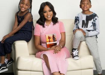 NE-YO & EX-FIANCE MONYETTA 'KEEP IT CLASSY' FOR NEW BOOK ON CO-PARENTING