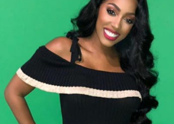 DID PORSHA WILLIAMS ACCIDENTALLY REVEAL THE SEX OF HER UNBORN CHILD?