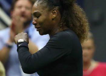HERE'S HOW SERENA WILLIAMS' DAUGHTER HELPED HER OVERCOME DISAPPOINTMENT AFTER U.S. OPEN LOSS