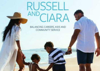 CIARA, RUSSEL WILSON AND KIDS ARE FEATURED IN ALASKA BEYOND