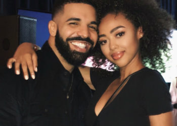 UPDATED: BELLA HARRIS IS REPORTEDLY DATING RAPPER DRAKE