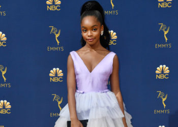 MARSAI MARTIN, YARA SHAHIDI,  MILES BROWN AND MORE ATTEND THE 2018 EMMYS