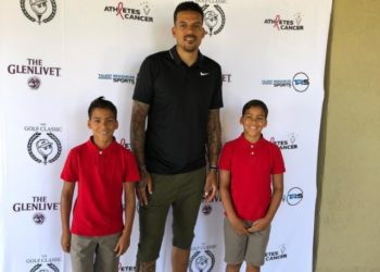 REPORT: MATT BARNES WANTS FULL CUSTODY OF HIS KIDS AFTER GLORIA GOVAN'S ARREST