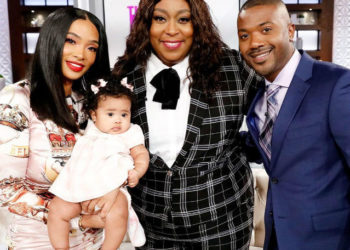 MELODY LOVE NORWOOD MAKES HER TV DEBUT ON 'THE REAL'