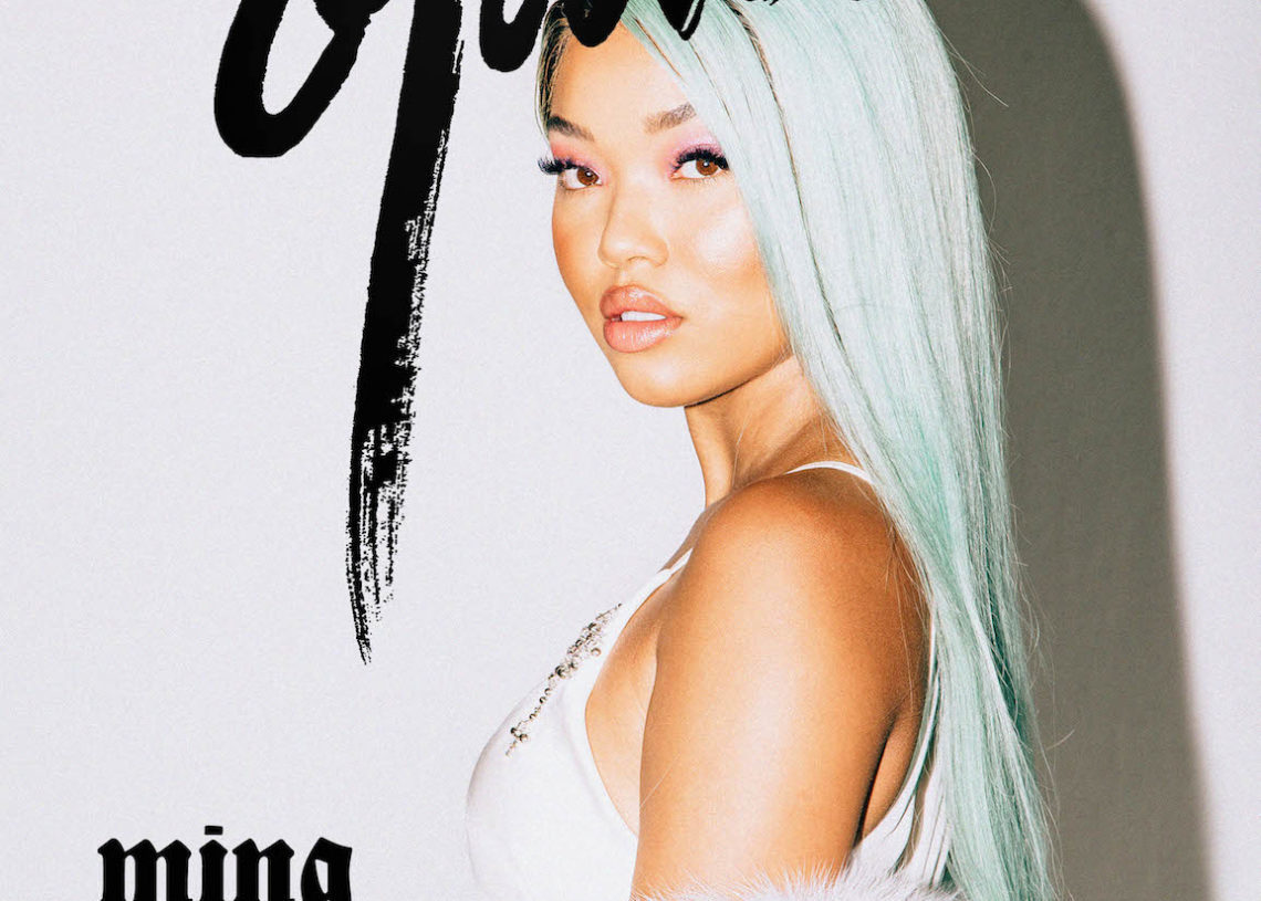 MING LEE SIMMONS IS ALL GROWN UP IN GALORE