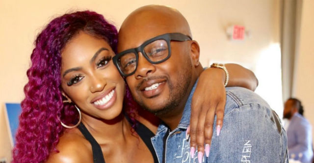 PORSHA WILLIAMS IS PREGNANT WITH HER FIRST CHILD!