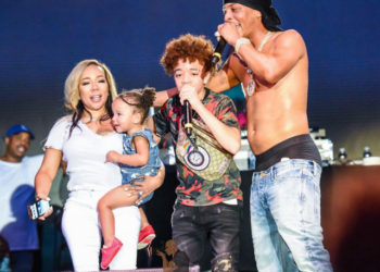 T.I., MONICA BROWN, AND 2 CHAINZ BROUGHT THEIR KIDS TO THE ONE MUSIC FEST