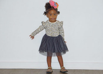 JOSELINE HERNANDEZ' BABY GIRL IS A MINI FASHIONISTA