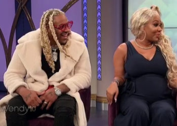 LYRICA ANDERSON AND A1 BENTLEY GIVE WENDY WILLIAMS ALL THE BABY DETAILS