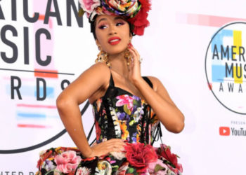 FYI: CARDI B TURNED DOWN THAT SEVEN FIGURE DEAL TO SHARE PHOTOS OF BABY KULTURE