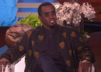 SEAN COMBS' CHARTER SCHOOL EFFORTS JUST GOT A HUGE NOD FROM ELLEN