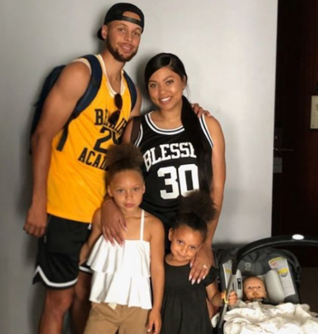 POSTPARTUM COMPLICATIONS: AYESHA CURRY IS RECOVERING FROM THYROID SURGERY