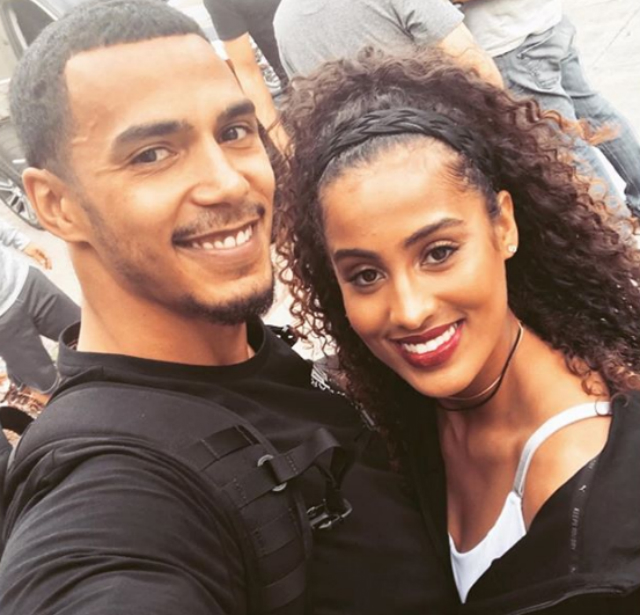 SKYLAR DIGGINS IN PREGNANT!