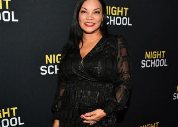 EGYPT SHERROD AND HUSBAND EXPECTING A GIRL