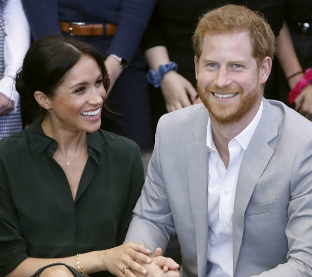 DUCHESS MEGHAN MARKLE IS PREGNANT! BABY DUE IN SPRING
