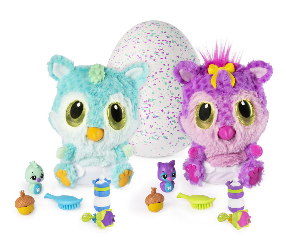 HATCHIMALS HATCHIBABIES ARE HOT FOR THE HOLIDAY