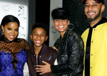 MASHONDA TIFRERE: 'ALICIA IS EXTREMELY INVOLVED WITH MY SON'