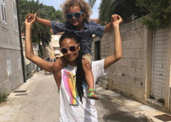 THANDIE NEWTON REVEALS WHY SHE CHOSE HOME BIRTH OVER THE HOSPITAL FOR ALL OF HER KIDS