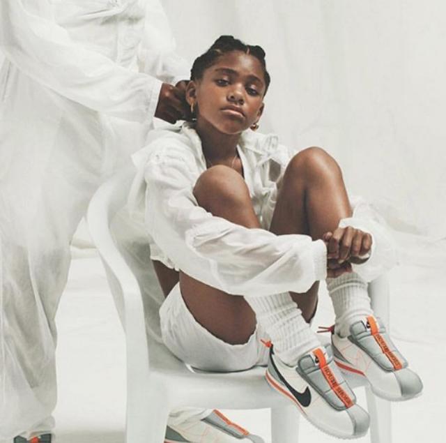 Cali Dream Stuns In New Nike Campaign-9188