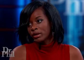 BLACK TEEN THINKS SHE'S WHITE, TELLS DR. PHIL SHE HATES BLACK PEOPLE