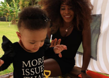 SERENA WILLIAMS OPENS UP ABOUT HER INSECURITIES AS A MOM