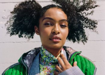 YARA SHAHIDI TALKS WITH ELLE.COM ABOUT EVERYTHING FROM HOLLYWOOD TO HARVARD IN NEW INTERVIEW