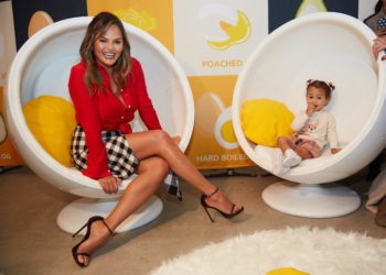 CHRISSY TEIGEN IS WORKING ON A KIDS' COOKBOOK