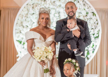'RHOA' STAR EVA MARCILLE SHARES PICTURES FROM HER WEDDING DAY