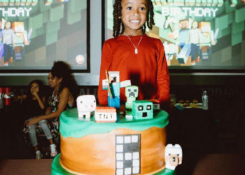 PHOTOS: KING CAIRO CELEBRATES HIS SIXTH BIRTHDAY WITH A MINECRAFT THEMED BIRTHDAY