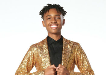 "STEVIE WONDER'S SON, MANDLA, STARS ON ""DANCING WITH THE STARS JUNIORS"""