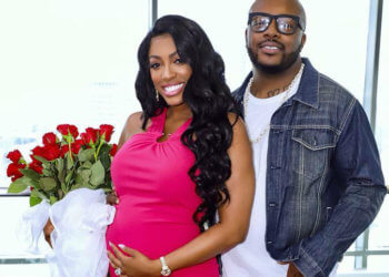 PREGNANT PORSHA WILLIAMS IS ENGAGED!