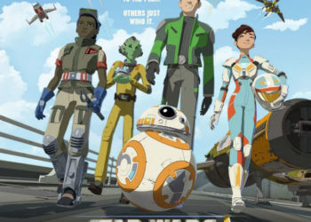 'STAR WARS RESISTANCE' COMES TO DISNEY CHANNEL THIS SUNDAY!