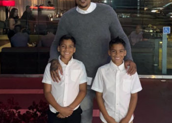 MATT BARNES AWARDED SOLE CUSTODY OF TWIN SONS WITH EX-GLORIA GOVAN