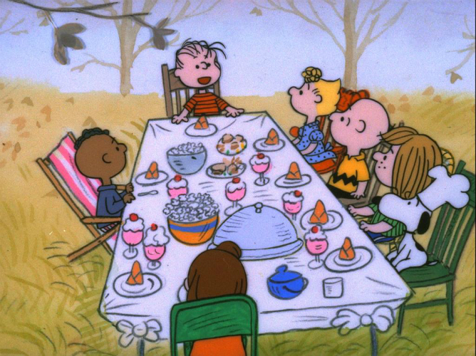 IS 'A CHARLIE BROWN THANKSGIVING' RACIST?