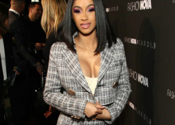 CARDI B IS SCARED TO SHARE PICTURES OF HER DAUGHTER KULTURE KIARI CEPHUS AND HERE'S WHY
