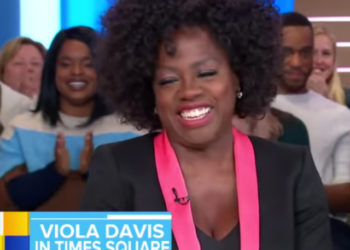 VIOLA DAVIS ON WHAT HER 8-YEAR-OLD DAUGHTER TAUGHT HER