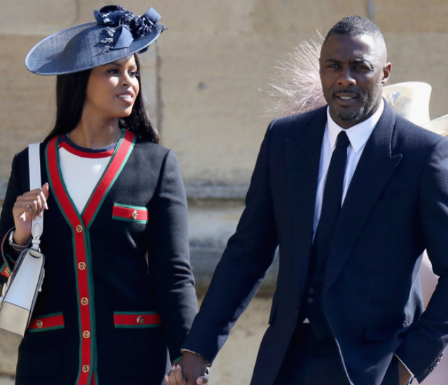 IDRIS ELBA: 'BEING WITNESS TO THE BIRTH OF MY CHILDREN IS THE BIGGEST AND BEST THING EVER'