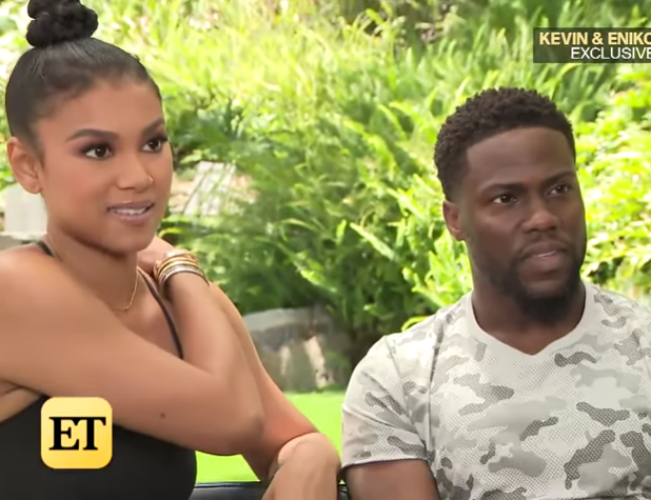 ENIKO AND KEVIN HART WANT ANOTHER KID